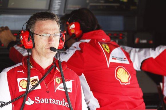 Джеймс Эллисон опроверг слухи о своем уходе из Ferrari