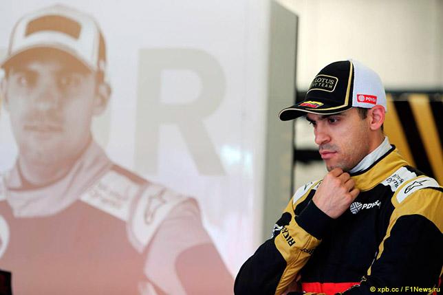 Мальдонадо: В Формуле 1 вы живёте сегодняшним днём
