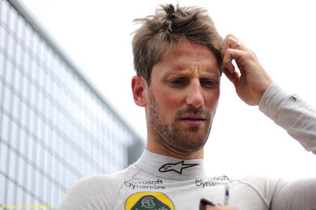 Роман Грожан: В Венгрии McLaren была быстрее нас