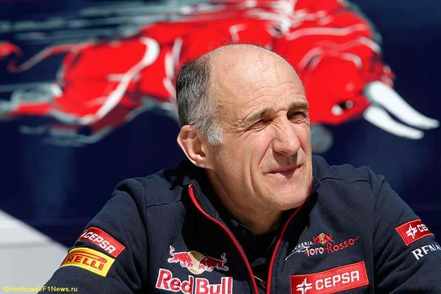 Франц Тост: Я доволен обоими гонщиками
