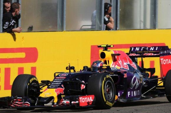 Даниил Квят: Я не могу вообще не думать о Формуле 1