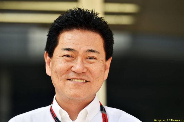 Ясухиса Араи: Двигатель Honda мощнее Renault