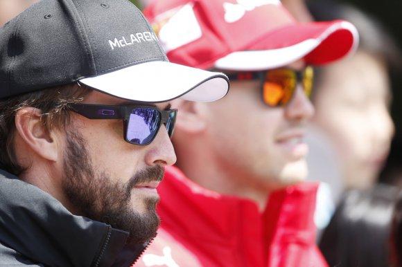 Могут ли Фернандо Алонсо и Себастьян Феттель принять участие в Инди 500?