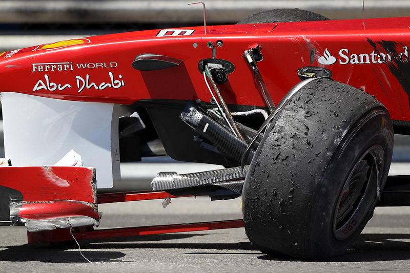 Технологии F1 — Тросы безопасности из сверхпрочного материала Zylon