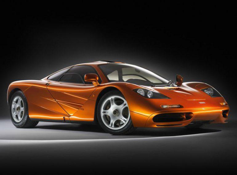 Apple может поглотить производителя спортивных авто McLaren – FT