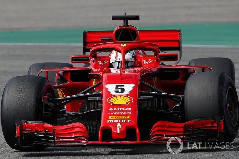 «Ferrari ще має потенціал» — Феттель про другу частину сезону Ф1