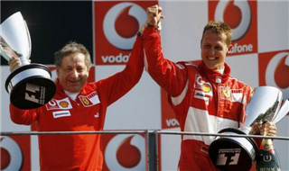 Тодт: Шумахер двічі не дав вигнати мене з Ferrari