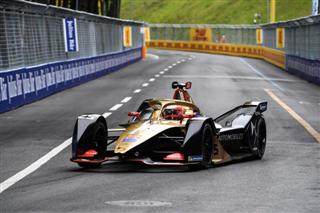 Формула Е. Вернь виграв гонку у Швейцарії