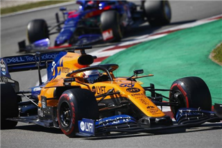 Сайнс: Не було такої гонки в Монако, де б я не брав очок