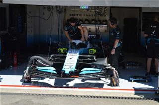 Інженер Williams: Ми вже привезли новинки на сезон-2020
