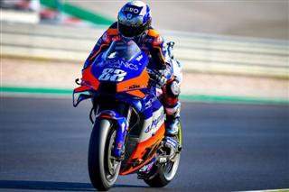 MotoGP. Олівейра на поулі в Португалії, Россі лише 17-й
