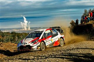 WRC. Тянак виграв Ралі Чилі, Ожьє став другим