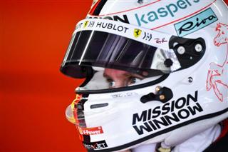 Феттель показав свій новий шолом на сезон-2020