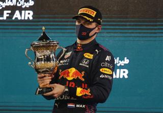 Офіційно. Red Bull знизив потужність двигуна Ферстаппена у Бахрейні