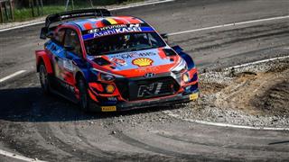 WRC. Невіль здобув перемогу в Бельгії, Ожьє посів 5-те місце