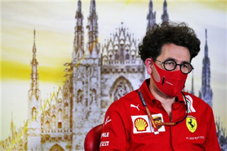 Бінотто: Нарешті Ferrari показала прогрес