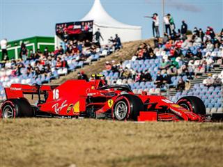 Леклер: Ferrari точно додає