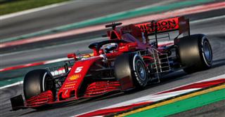 Феттель: Ferrari покаже свою силу лише в Австралії