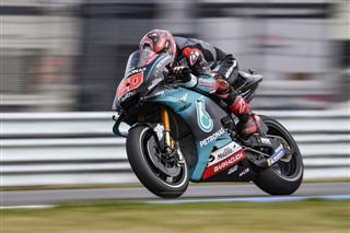 MotoGP. Куартараро виграв кваліфікацію в Нідерландах