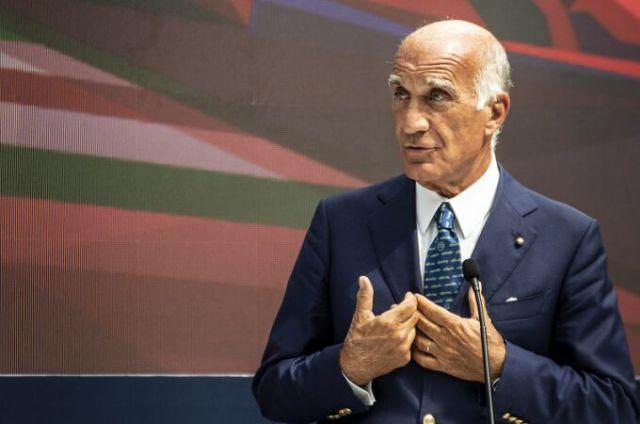 Даміані: Хочемо провести дві гонки в Італії у 2021 році