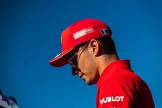 Леклер назвав своє головне випробування у Ferrari