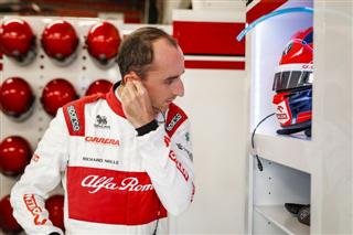 Кубіца: Alfa Romeo буде важко боротися з іншими