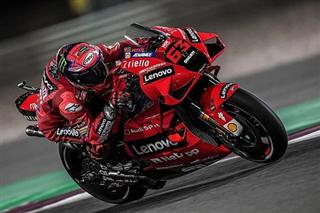 MotoGP. Баньяя виграв кваліфікацію в Арагоні