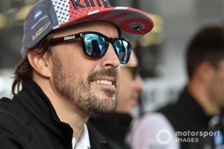 У McLaren не виключили, що Алонсо стане її резервним гонщиком у 2019-му
