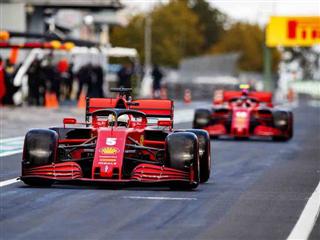 Директор Racing Point: Звідки у Ferrari такий темп у кваліфікації?