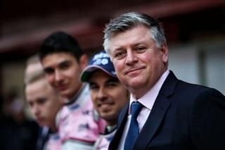 Шеф Racing Point назвав завдання команди на сезон