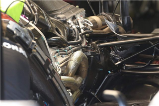 Mercedes заявив про проблеми з мотором