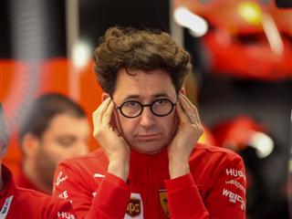 Бінотто: Ferrari буде дотримуватися командної тактики