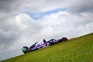 Гаслі: Ніколи не забуду день подіуму з Toro Rosso