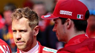 Леклер: Готовий стати другим пілотом Ferrari