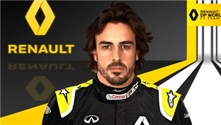 Стало відомо, скільки Renault буде платити Алонсо