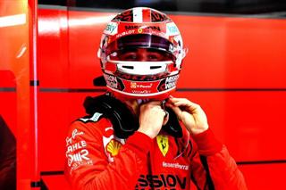 Леклер: Ціль Ferrari на цей рік - швидше проходити повороти