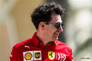 Бінотто: Суперники вирішили чинити тиск на Ferrari