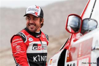 Алонсо: Поки перехід у Ferrari точно не на часі