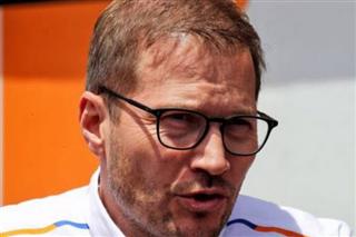 Зайдль: McLaren мусить показувати кращі результати