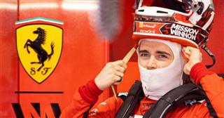 Леклер: Я зараз не можу оцінити силу Ferrari
