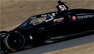 Грожан виклав свої перші враження про болід IndyCar