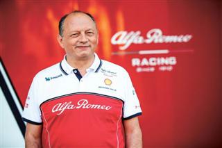 Вассер: Alfa Romeo націлюється на сьоме місце