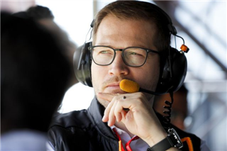 Зайдль сказав, хто доклався до успіху McLaren