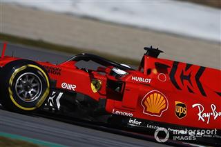 Ferrari зніме наліпки титульного спонсора в гонці Ф1 у Мельбурні