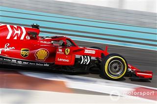 Завдяки Shell продуктивність двигуна Ferrari у 2018 році збільшилась на 21 %