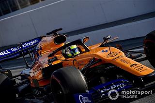 Норріс: Цього року McLaren у кращій стартовій позиції
