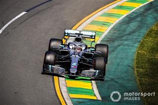 Гран Прі Австралії: Mercedes була на голову вище конкурентів у другій практиці
