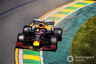 Red Bull замінить шасі Ферстаппену після двох практик Гран Прі Австралії
