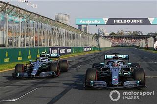 У Mercedes шоковані здобутою перевагою в першій кваліфікації сезону Ф1-2019