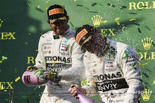 Статистика Гран Прі Австралії: Боттас став 60-м лідером чемпіонату в історії Ф1